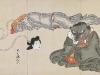Bakemono Zukushi monster scroll -- -11