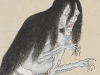 Bakemono Zukushi monster scroll -- -12