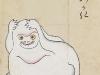 Bakemono Zukushi monster scroll -- -7
